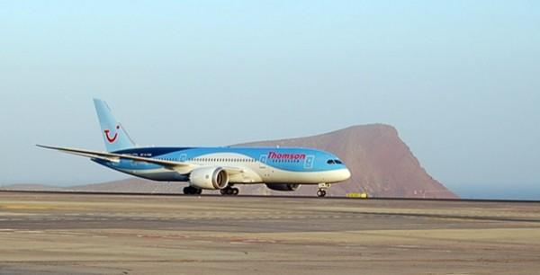 Imagen de archivo captada en el aeropuerto Tenerife Sur. / DA