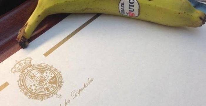 Piden que la cafetería del Congreso de los Diputados sirva plátanos de Canarias en vez de banana de Brasil