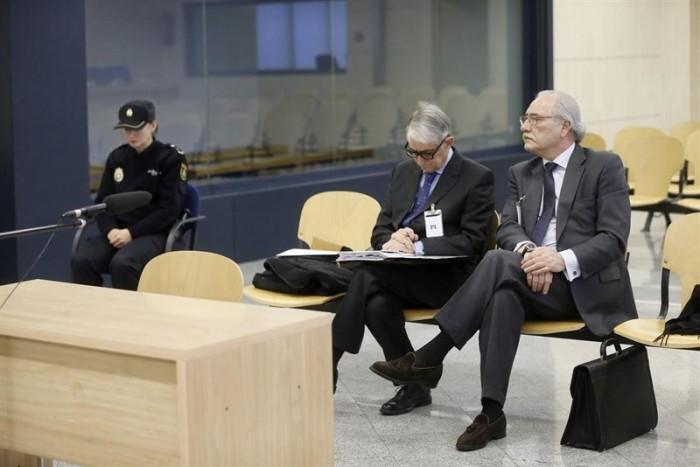 Juan Pedro Hernández Moltó e Ildefonso Ortega. / POOL
