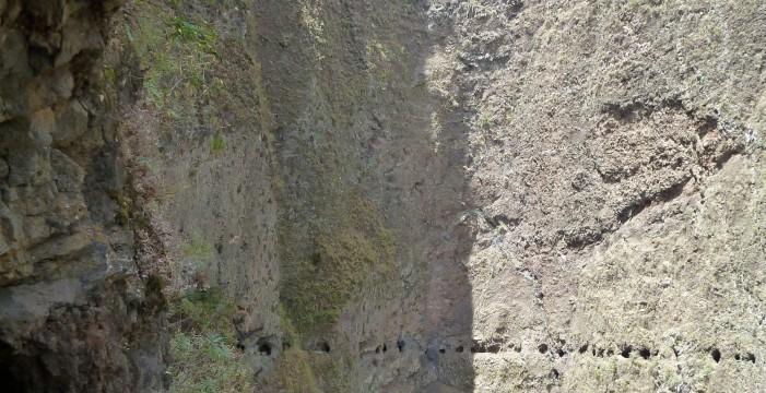 El Cabildo encargará un estudio para incluir el Canal de las Mil Ventanas como sendero