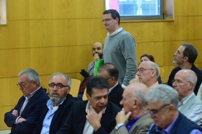 Jose Ramón Ansorena (hijo). / SERGIO MÉNDEZ