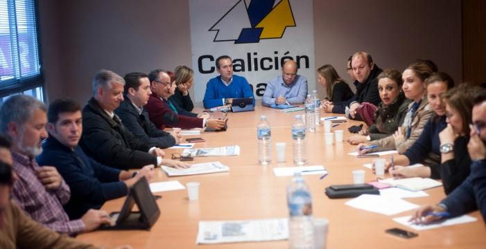CC suspende de militancia a tres alcaldes y ocho ediles por no pactar con el PSOE