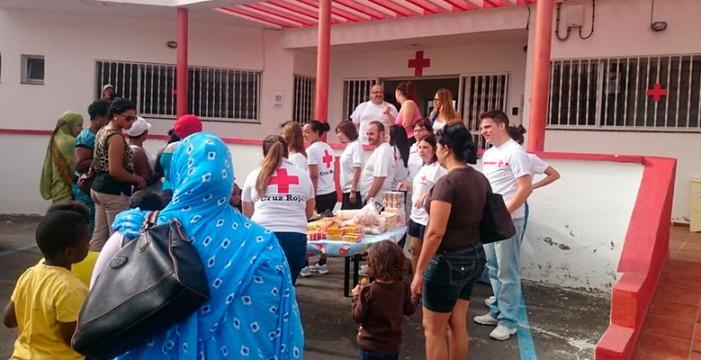 Aumentan las peticiones de ayuda entre las familias de la comarca sur