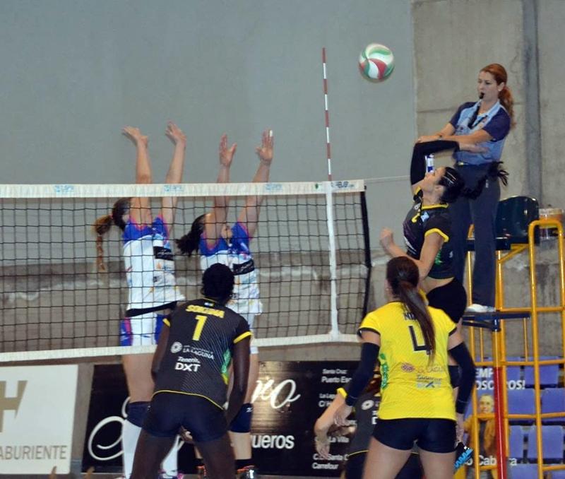 derbi voleibol Haris Aguere