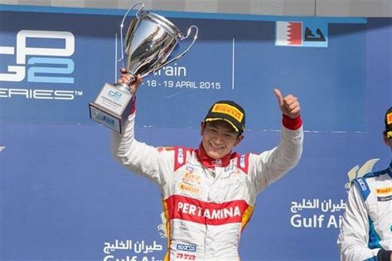 Manor el piloto indonesio Rio Haryanto