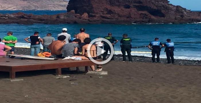 Quince personas fallecen ahogadas en las costas canarias en lo que va de año
