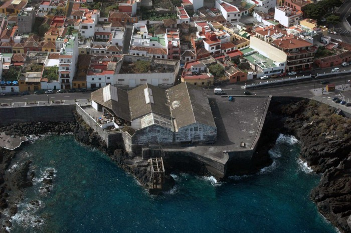 El inmueble se encuentra situado en pleno casco histórico de la Villa y Puerto. /M.P.P.