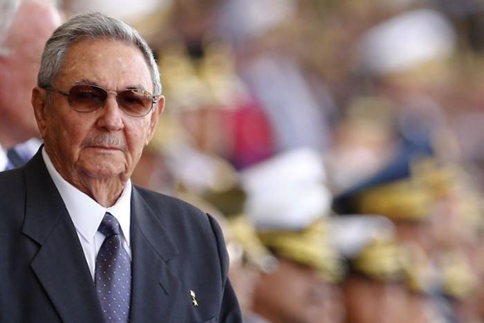 Raúl Castro. / REUTERS