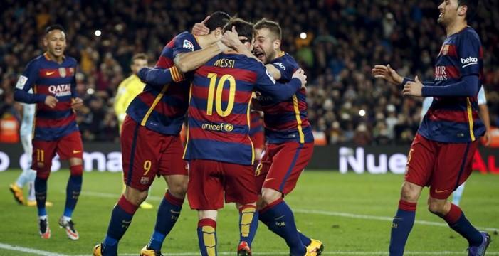 El Barça no frena