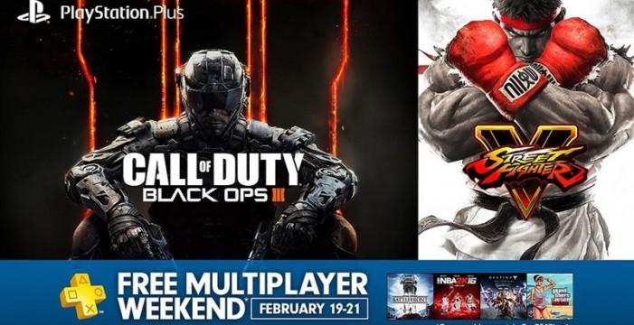El multijugador de PS4 (PS Plus) es gratis este fin de semana