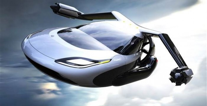 Habrá coche volador en dos años y saldrá a la venta en ocho
