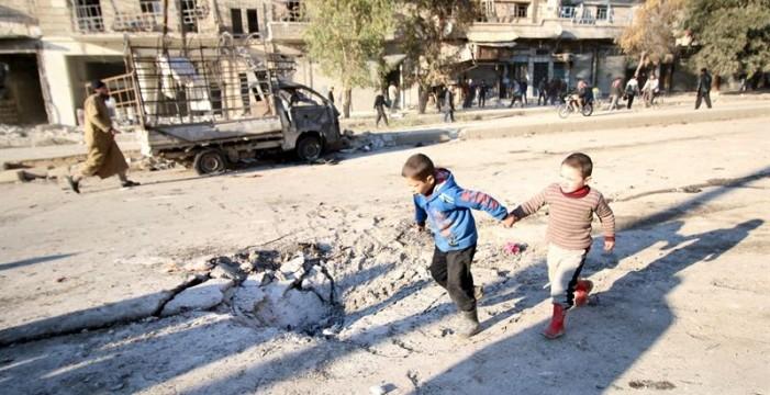La guerra en Siria ha dejado ya más de 370.000 muertos