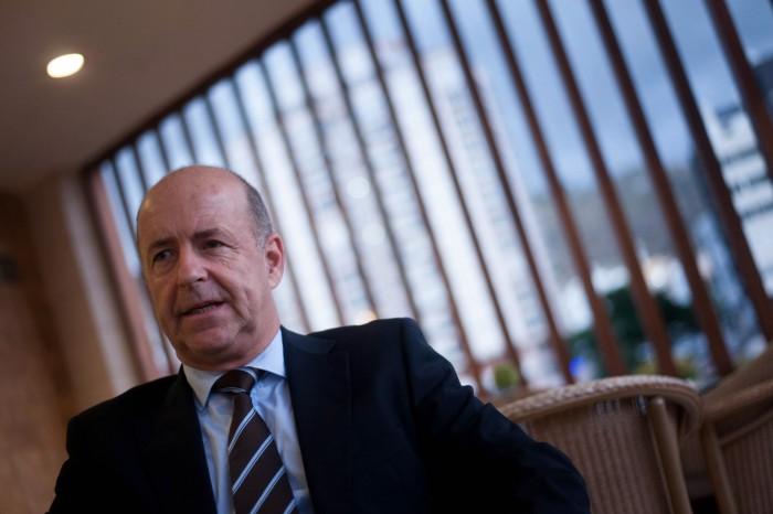 Pedro Ortega, consejero de Economía e Industria del Gobierno canario. / FRAN PALLERO