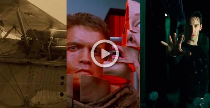 Los mejores efectos especiales de la historia de los Oscar