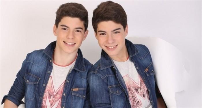 Los hermanos Jesús y Daniel Oviedo, de 17 años. /EP
