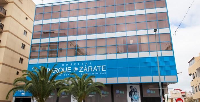 Hospital Parque Zárate mejora la atención sanitaria en el norte de Tenerife con un completo centro de especialidades