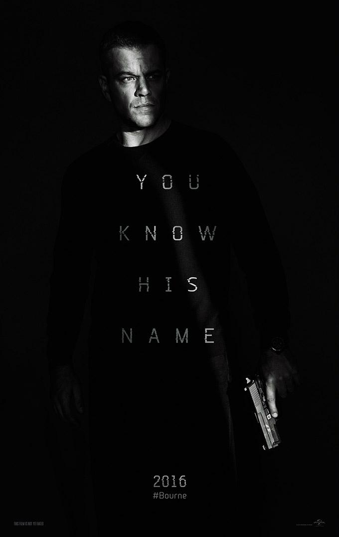 Jason Bourne - Poster