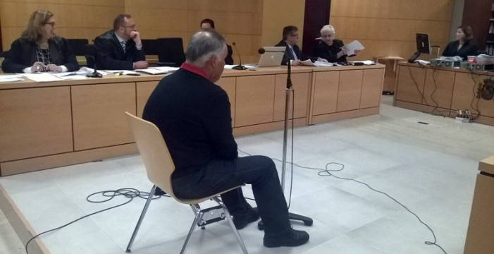 El juicio del caso Arona en directo