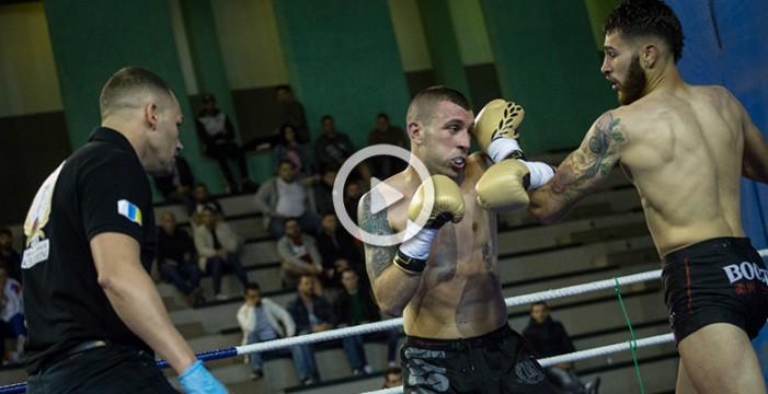 Maikel García vuelve a lo campeón