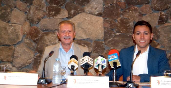 Haroldo Martín se convierte hoy en el nuevo alcalde