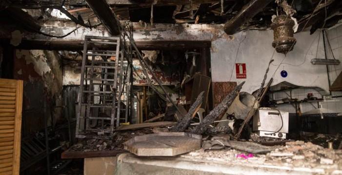 Indignación vecinal por un local en ruinas en la calle de Suárez Guerra
