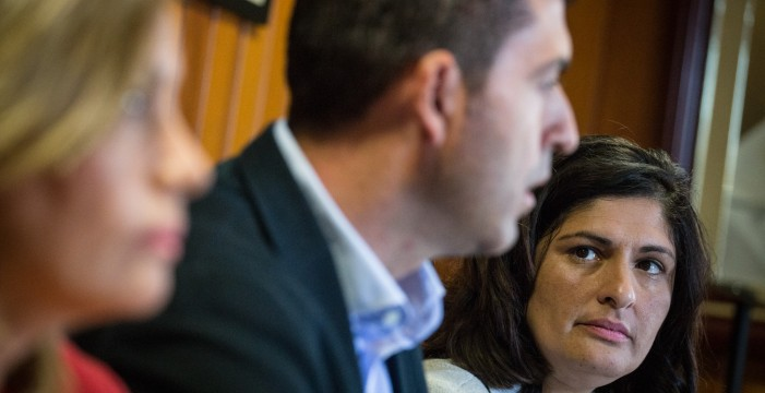 El PP apoya a Luisa Castro para lograr el uso turístico en los barrancos