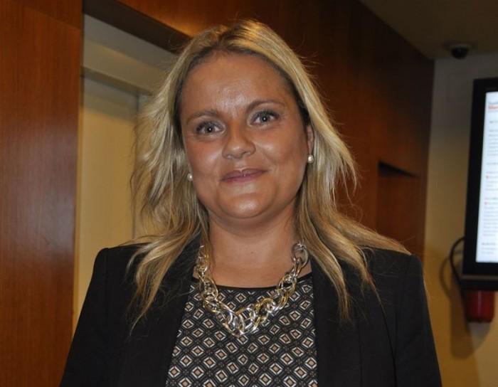 María del Mar Blanco. /  EUROPA PRESS