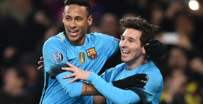 El Barça acaricia los cuartos