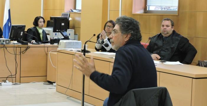 """Miguel Delgado admite que en licencias se saltaban """"los informes jurídicos"""""""