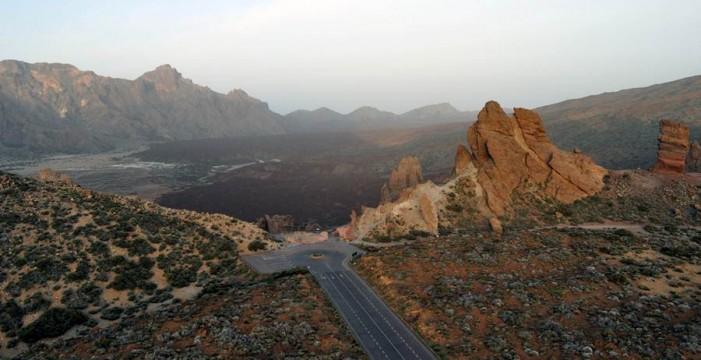 La Guardia Civil incrementará la vigilancia en los miradores al Teide