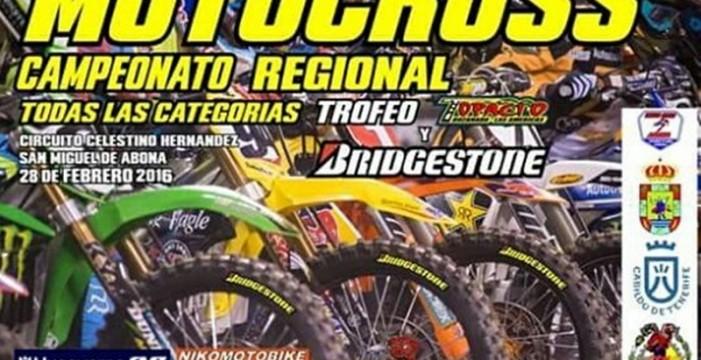 Arranca la temporada de motocross en San Miguel