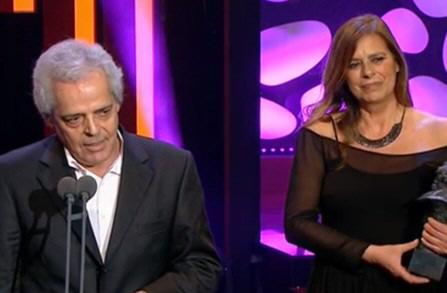 Andrés Santana y Marta Miró.