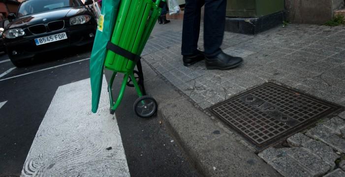 Los ciudadanos denuncian que Aguere suspende en accesibilidad