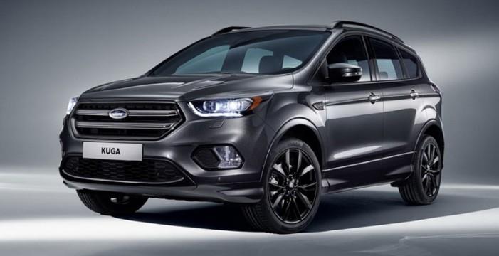 El nuevo Ford Kuga equipará el intuitivo sistema de conectividad SYNC 3