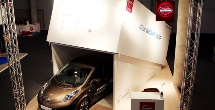 Nissan presenta su último dispositivo móvil en el GSMA Mobile World Congress