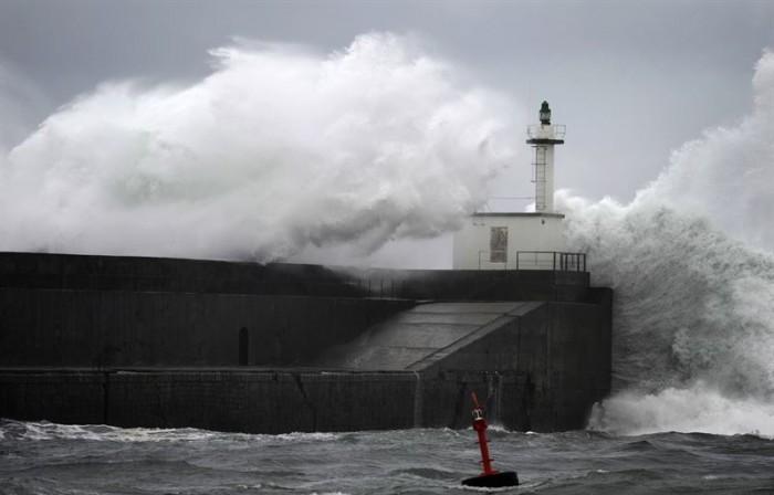 Galicia y Asturias están en riesgo extremo. | EP