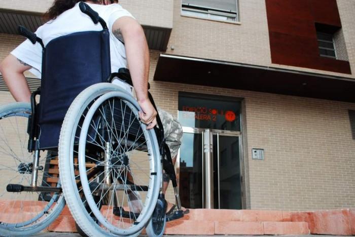 Más de 112.000 canarios tienen reconocida su discapacidad. / DA