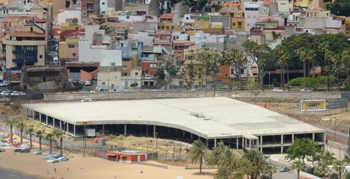 El alcalde ordena un nuevo informe sobre el Plan Especial de Las Teresitas