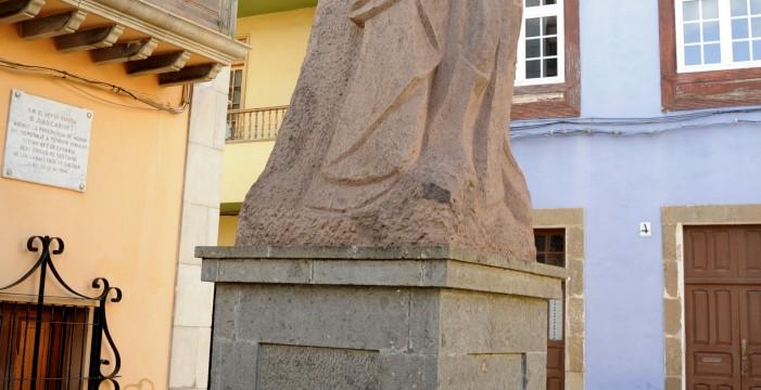 Don Fernando Guanarteme,   ¿en la ermita de San Cristóbal?