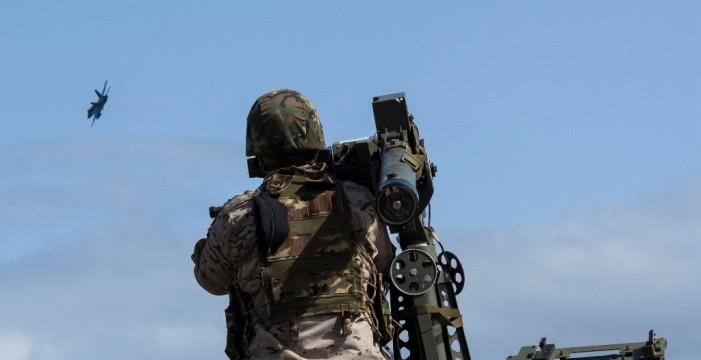 España prueba la defensa aérea del Archipiélago junto a varios aliados