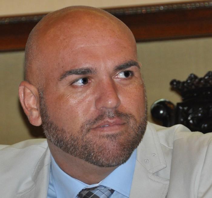 El portavoz del PSOE, anunció que presentará alegaciones a las cuentas de 2016. /DA