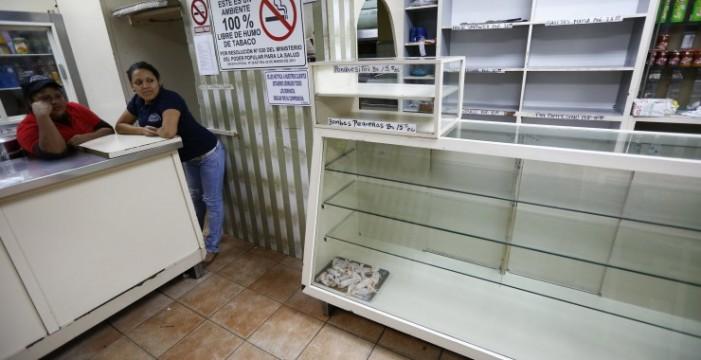 Venezuela está a punto de quedarse sin pan