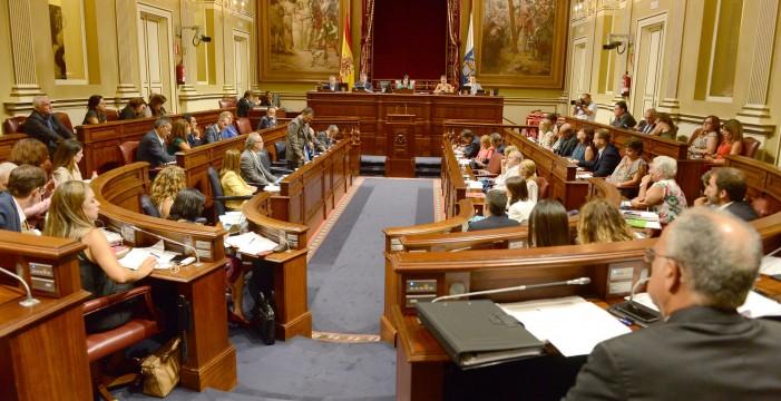 PP, Podemos y ASG insisten en legalizar el alquiler vacacional en Canarias