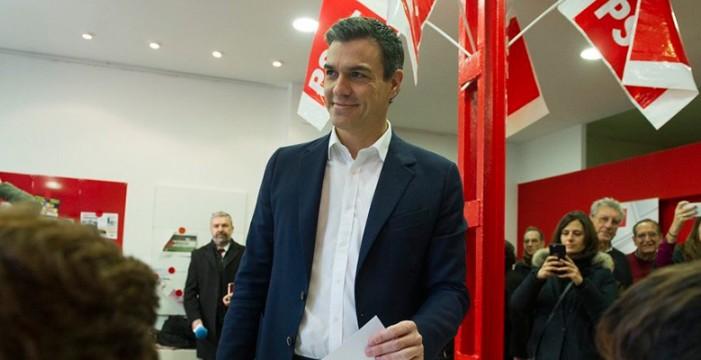 El 79% de los militantes del PSOE dicen