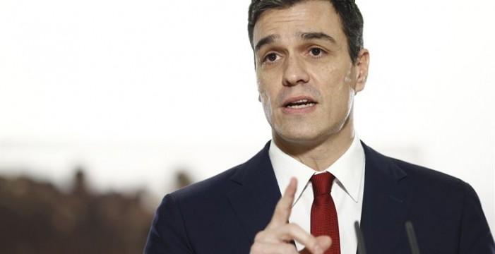 Pedro Sánchez, primer candidato a La Moncloa que no consigue ser investido ni a la primera ni a la segunda