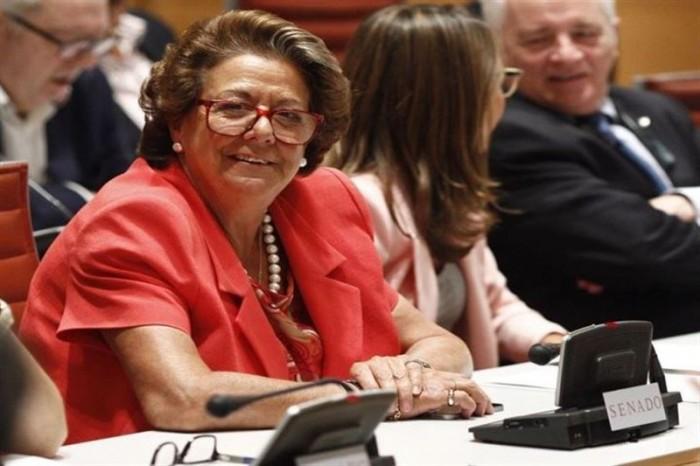 Rita Barberá seguirá aforada, aún con elecciones. / EUROPAPRESS