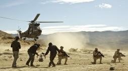 Comienza el rodaje de la película 'En zona hostil'