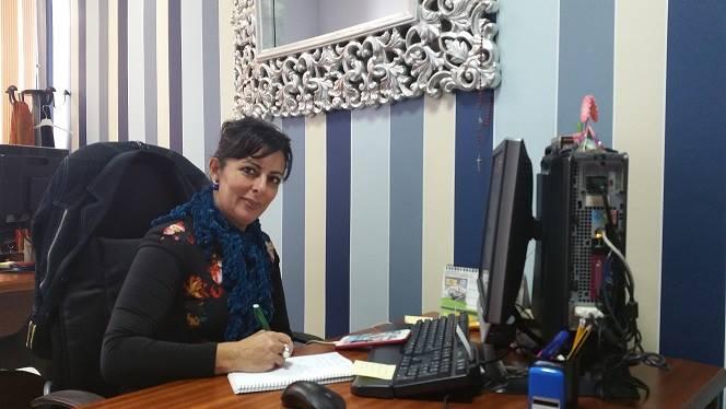 Rosa María Pérez, concejala de Medio Ambiente / DA