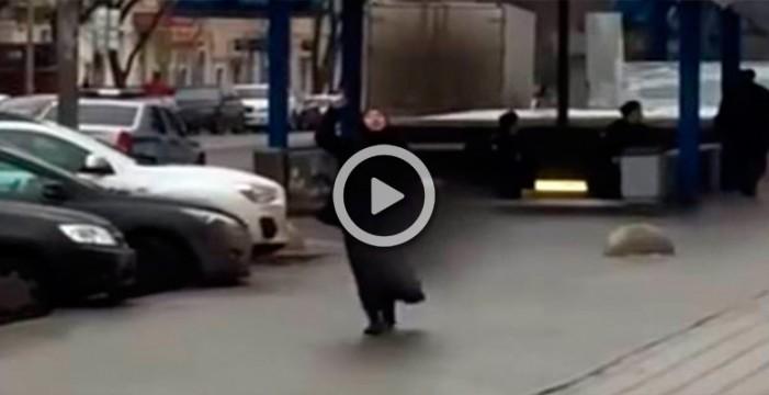 Detenida una mujer en Moscú con una cabeza decapitada de una niña