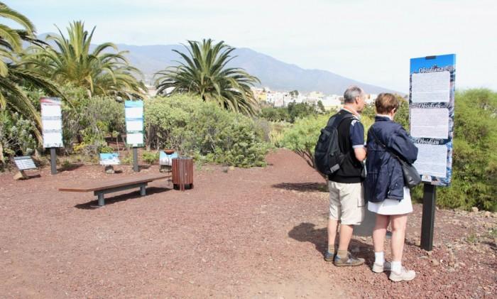 Con la volcánica, serán cuatro las rutas de Pirámides / DA